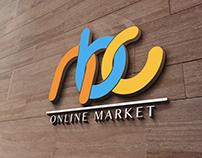 NBC Online Market LOGO