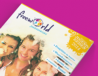 Freeworld – Editorial Design