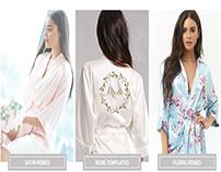 bride robes