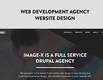 Web development agency website design