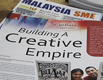 Media Feature: MALAYSIA SME (issue 149)
