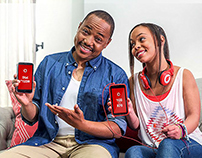 Vodacom Just4You TVC