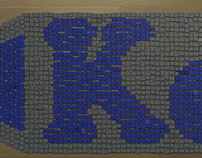 Name Banner Dominos