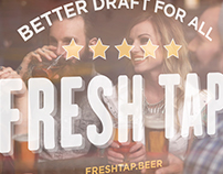 Fresh Tap Brand Launch