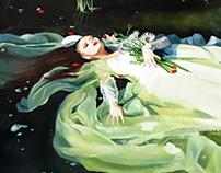 Oil Paintings - Water