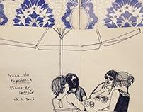 Summer / Sketchbook