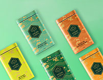 Phu Van Tea™ Branding & Packaging