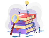 Library Search Icon