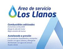 Flyers Área Los Llanos