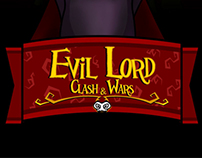 Evil Lord Clash and Wars - educational purposes