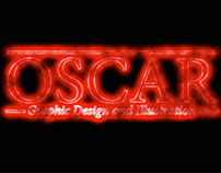 Oscar's Stranger Things Title Sequence