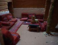 """palace of Imarah """" 3D maquette"""""""