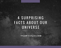 4 Surprising Facts About Our Universe