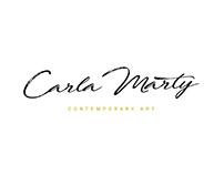 Carla Marty, contemporary art