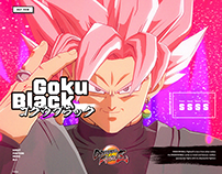 DRAGON BALL FighterZ - website