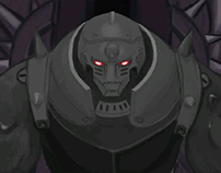 Alphonse Elric from FMA