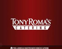 Tony Roma's - Catering