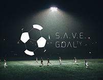 S.A.V.E. Goal TV | Brand Identity