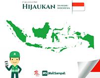 72 tahun indonesia