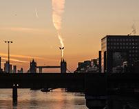 London Morning has Broken