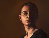 No title (Double portrait)