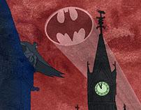 Dunfermline Comic Con posters