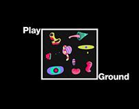 PlayGround Magazine Rebrand