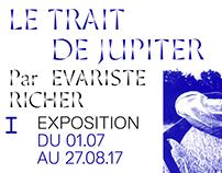 """""""Le trait de Jupiter"""", exhibition"""