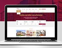 Urban Nieruchomości - real estate website