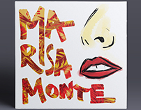 Marisa Monte (CD Artwork)