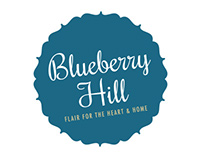 Logo | Blueberry Hill