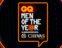 GQ Men Of The Year 2015 Packaging