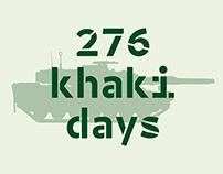 276 Khaki Days