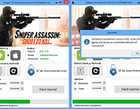 Sniper 3D Assassin Hack Tool 2018 No Root APK Online