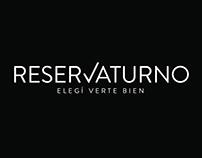Reservaturno - Logo & Guidelines