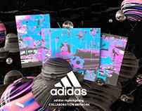 Adidas Myeongdong COLLABORATION ARTWORK (heeeesoo_)