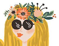 Happy hippie!
