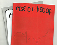 Rise of Bebop zine