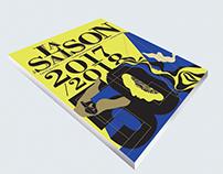 booklet design, THV, Le Havre, FR