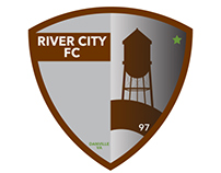 River City FC Logo Design