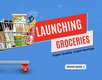 Launching-Groceries