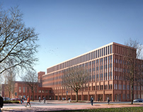 Rathaus Langenhagen O&O BAUKUNST