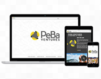 PEBA Ventures - Image & Web Design