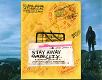 STAY AWAY FROM THE CITY /// survival guide