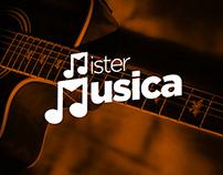 Mister Música - Brand Identity