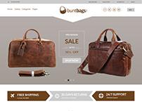 BuntBags.no Design Project