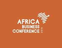 LOGO DESIGN - AFRICA BUSINESS CONFERENCE 2016