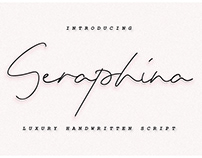 Seraphina Script Font