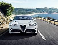 Alfa Romeo Giulia Quadrifolio