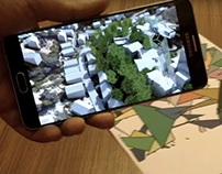 Augmented Reality- LA House